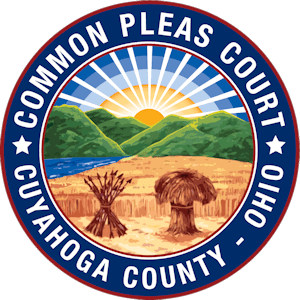 Cuyahoga County Common Pleas Court Seal