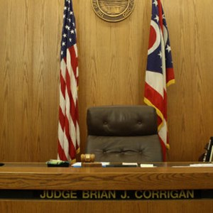 Judge Brian Corrigan