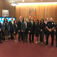 Criminal Justice Council Announced