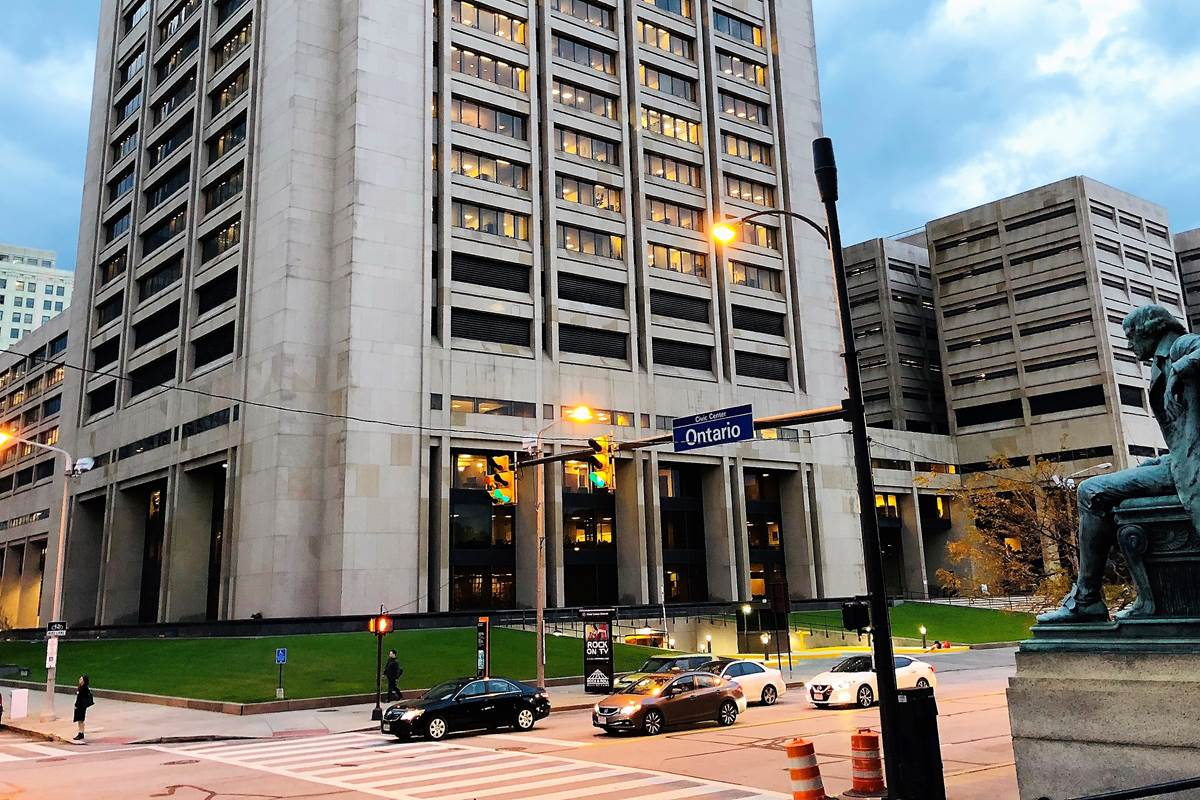 Cuyahoga County Common Pleas Court | CCCCP