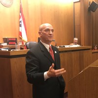 Judge John J. Russo Takes Over Veterans Treatment Court