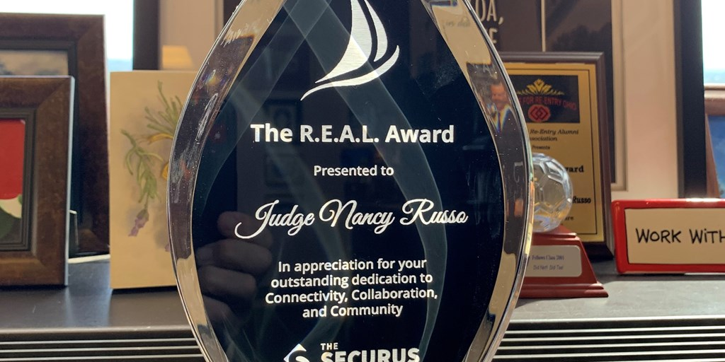 Judge Nancy Margaret Russo Gets R.E.A.L.